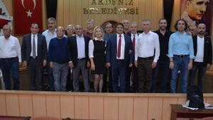 Mersin Gazeteciler Cemiyetinin yeni başkanı belli oldu