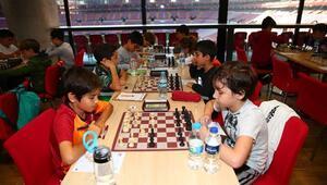 10 Kasım Atatürk'ü Anma Satranç Turnuvası başladı