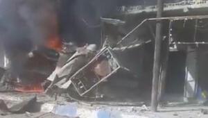 Tel Abyadda PKK/PYDli teröristlerce bombalı saldırı: 8 ölü