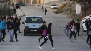 Çocuklar yolda veliler isyanda