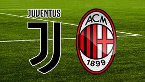 Juventus Milan maçı ne zaman saat kaçta hangi kanalda Hakan ve Merih oynayacak mı