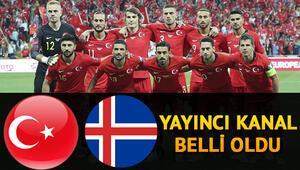 Türkiye İzlanda milli maçı ne zaman Milli maç saat kaçta ve hangi kanalda