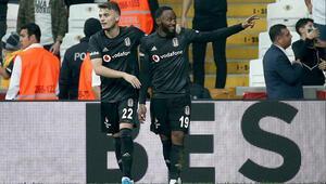 Beşiktaştan 17 maçlık seri