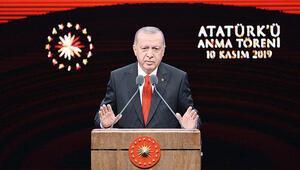 Türkiye'nin asıl gücü cesaretidir