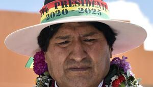 Evo Morales hakkında yakalama kararı çıkarıldı