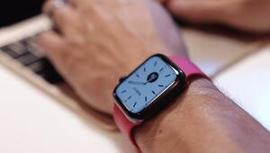 Apple Watch 6 parmak izinizden sizi tanıyacak