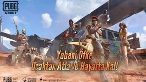 PUBG Mobile Royale Pass'in 10. sezonu Yabani Öfke'yi duyurdu