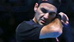 Ne yaptın Roger Federer Herkesi şaşırttı...