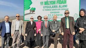 Cumhurbaşkanlığı Kültür ve Sanat Politikaları Kurulu Eskişehir'de