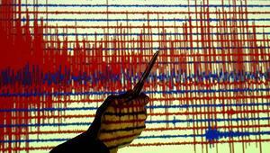 Son dakika... Fransada 5,4 büyüklüğünde deprem