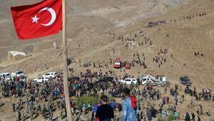 Hakkaride, Vatan Tepeye 29 bin fidan dikildi
