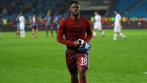 Trabzonspora Caleb Ekuban müjdesi