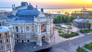 Odessa'nın 800 yıllık büyülü tarihine yolculuk