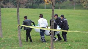 Esenyurtta boş arazide ceset bulundu