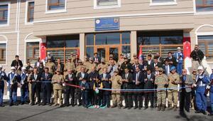 Bakan Soylu, Şırnak Jandarma Bölge Komutanlığının açılışına katıldı