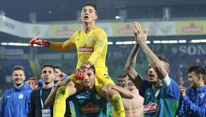 Süper Ligin en mutlu futbolcusu