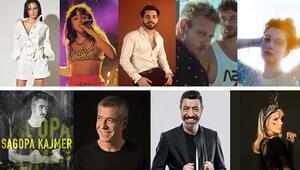 Ünlü Müzisyenlerin İzmir Çıkarması