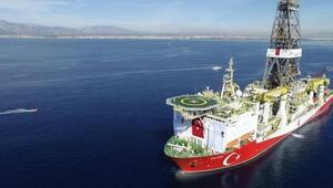 Türkiyeden Doğu Akdeniz açıklaması: Devam edeceğiz