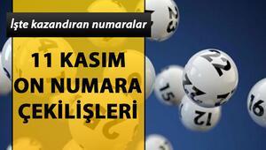 On Numarada 192 bin TL sahibini buldu 11 Kasım MPİ On Numara çekiliş sonuçları sorgulama