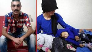 Eşi ve kızına dehşeti yaşatmıştı... İşkenceci koca tutuklandı