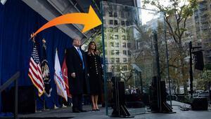 Gaziler Gününde dikkat çeken kare ABD Başkanı Trump...