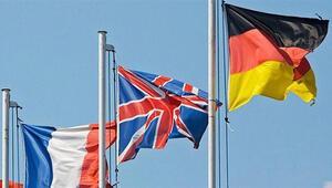 İngiltere, Fransa, Almanya ve ABden İrana ortak çağrı