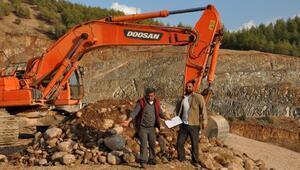 Tahtaköprü barajı sularken elektrikte üretecek