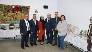 """Mustafakemalpaşa'da """"Benim Tarihim Benim Mirasım"""" sergisi"""