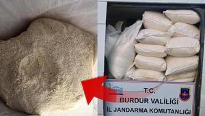 Burdur'da iğrenç görüntü Piyasaya sürmeye hazırlanıyorlardı…