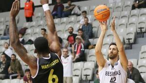 Beşiktaş Sompo Sigorta 74-49 Falco
