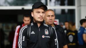 Beşiktaşta son dakika Bileti kesildi...