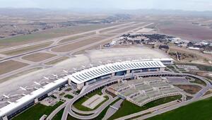 Esenboğa Havalimanı 10 ayda 11.7 milyon  yolcuya hizmet verdi