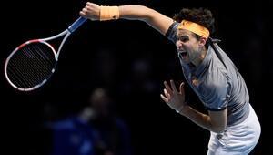Dominic Thiem, Federerin ardından Djokovici de devirdi