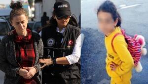 9 yaşındaki kızlarının çantasına koymuşlar