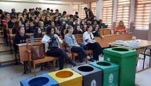 Çiğli Belediyesinden Çevre ve atık yönetimi eğitimi