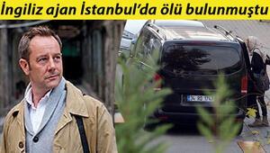 İngiliz ajan İstanbulda ölü bulunmuştu Eşi bu sabah böyle görüntülendi