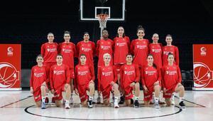 A Milli Kadın Basketbol Takımı, Sırbistana konuk olacak