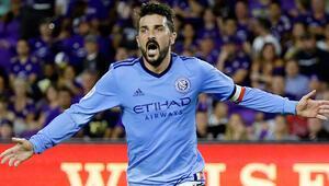 David Villa futbolu bırakıyor
