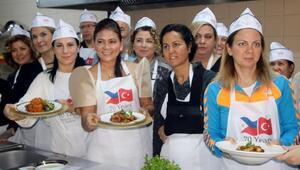 Filipinler mutfağı, Çankayalı kursiyerlere tanıtıldı