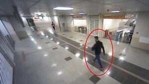 Yurt önlerinde üniversiteli kızların kâbusuydu, yakalandı Takip ettiği anlar kamerada...