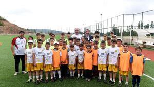 Konya Büyükşehir Belediyesinden, spora teşvik