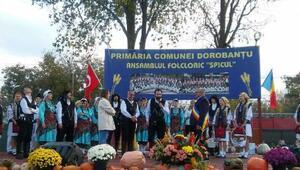 Romanyada festivale katıldılar