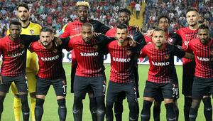 Gaziantep FK, zorlu virajı sağlam döndü