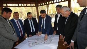 Başkan Eroğlundan Millet Bahçesi müjdesi
