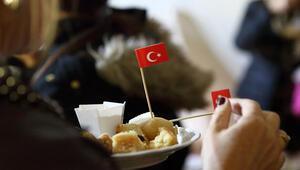 Osmanlı tatlıları İtalyanları büyüledi