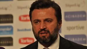 Bülent Uygun: Kayserispor karakterli futbolcularıyla ayağa kalkacaktır