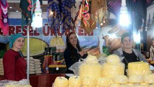 45 kentin marka lezzetleri Diyarbakırda sergilendi