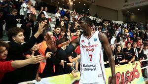 Bahçeşehir Kolejinden 3. galibiyet