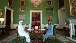 Emine Erdoğanndan ABD ziyaretine ilişkin paylaşım