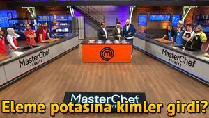 MasterChefin son bölümünde eleme adayları kimler oldu Dokunulmazlık oyununu hangi takım kazandı (13 Kasım)